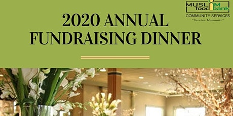 MFBCS Fundraising Dinner 2020 tickets