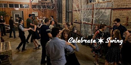 Celebrate Swing! tickets