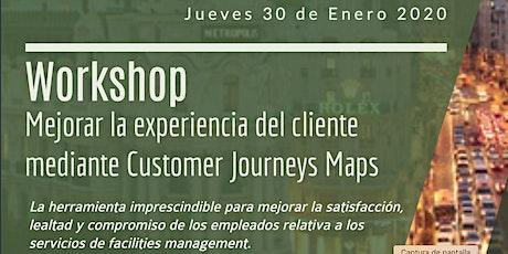 Taller - Customer Journey Map entradas