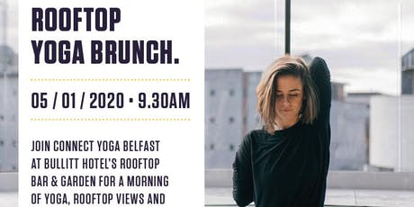 Connect Yoga New Year's Brunch tickets