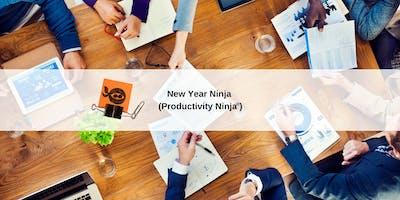 New Year Ninja (Productivity Ninja) - Sydney