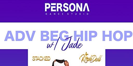 ADV BEG HIP HOP DANCE CLASS