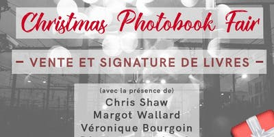 in)(between - Christmas Photobook Fair - Signature et vente de livres