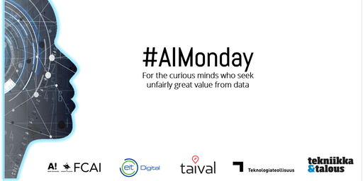 "AI Monday Networking event - ""Fake news, Fake data"""