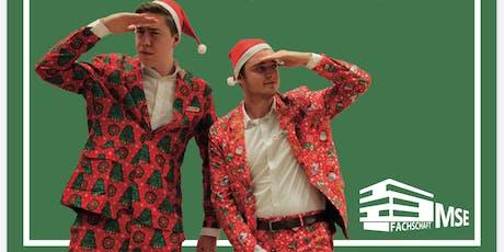 Weihnachtsfeier der MSE tickets