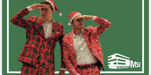 Weihnachtsfeier der MSE