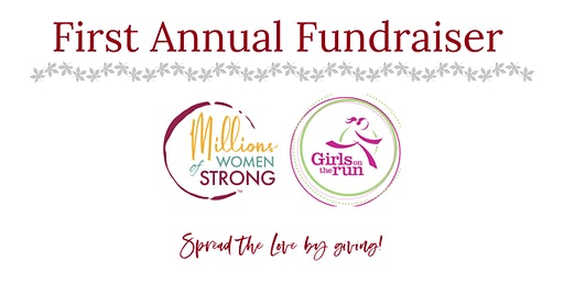 Millions of Women Strong Fundraiser for Girls on the Run