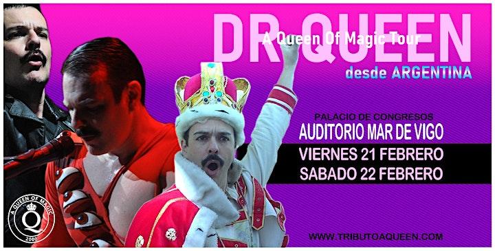 Imagen de DR QUEEN - A QUEEN OF MAGIC TOUR en Vigo: Viernes 21/02/2020