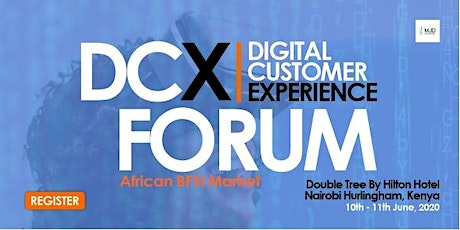 Digital Customer Experience Forum: African BFSI Market tickets