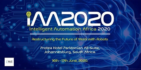 Intelligent Automation Africa 2020 tickets