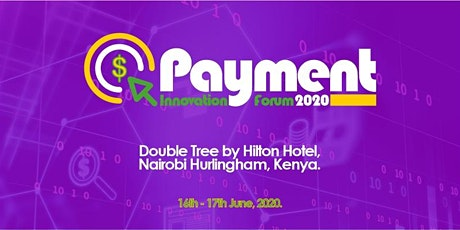 Payment Innovation Forum 2020 tickets