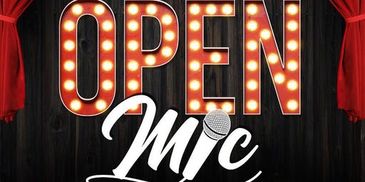 Open Mic at The Brewery