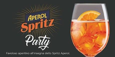 A Special Aperol Spritz Open Bar Party biglietti