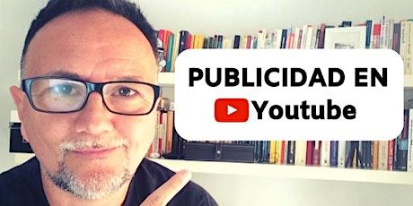 Publicidad en Youtube. Llega a Miles por Menos de lo que Imaginas entradas