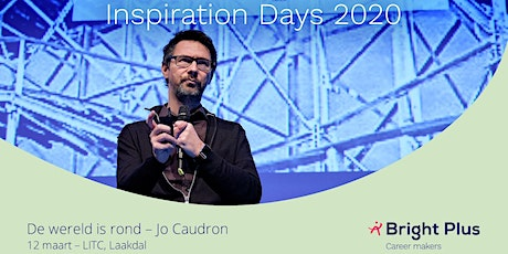 Inspiration Day: De wereld is rond tickets