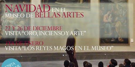 Navidad en el Museo de Bellas Artes entradas