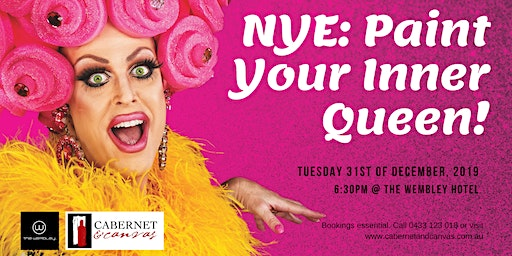 NYE Special: Paint Your Inner Queen