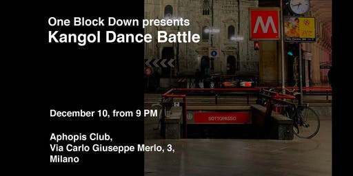 Kangol Dance Battle