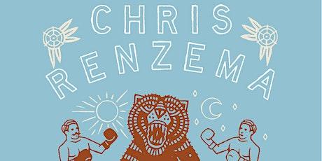 Chris Renzema - The Boxer & The Bear Tour tickets
