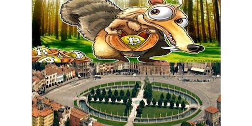 Incontro GEN - su Spendibilità della Cryptomoneta Decentralizzata Padova
