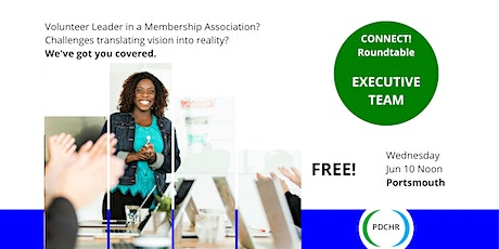 PDCHR Roundtable—Executive Team tickets