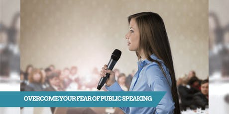 Overcome Your Fear Of Public Speaking - PERTH tickets