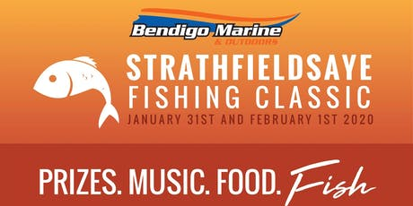 Strathfieldsaye Fishing Classic tickets