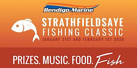 Strathfieldsaye Fishing Classic tickets