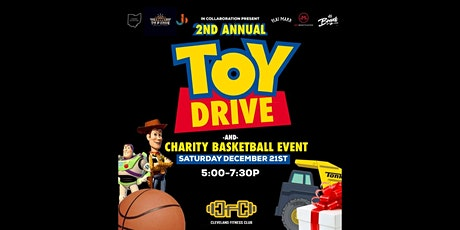 2nd Annual TOY DRIVE and Charity Basketball Event tickets