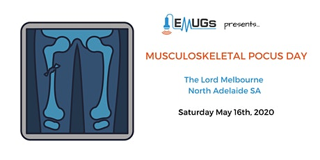 EMUGs Musculoskeletal POCUS Day tickets