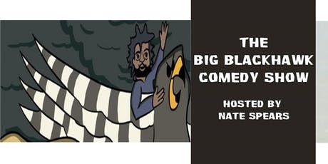 The Big Blackhawk Comedy Show: Xmas After-Party Edition tickets