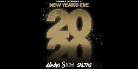 New Years Eve 2020 at Social Nightclub #NYE2020 tickets