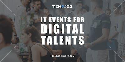 Tchoozz Tech Dating | Rennes (29 Janvier) | Talents