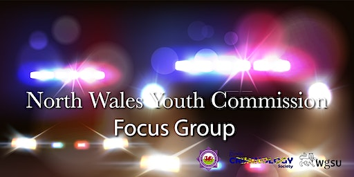 North Wales Youth Commission Focus Group *14-25 YEARS ONLY*