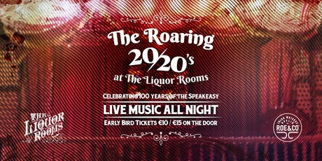The Roaring 2020's New Years Eve Party tickets