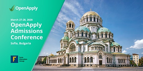 OpenApply Admissions Conference - Sofia tickets