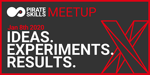 Ideas. Experiments. Results. | Meetup