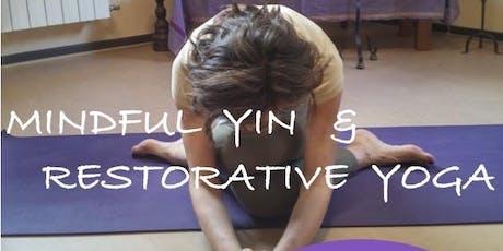 Yin & Restorative Yoga al venerdì sera biglietti