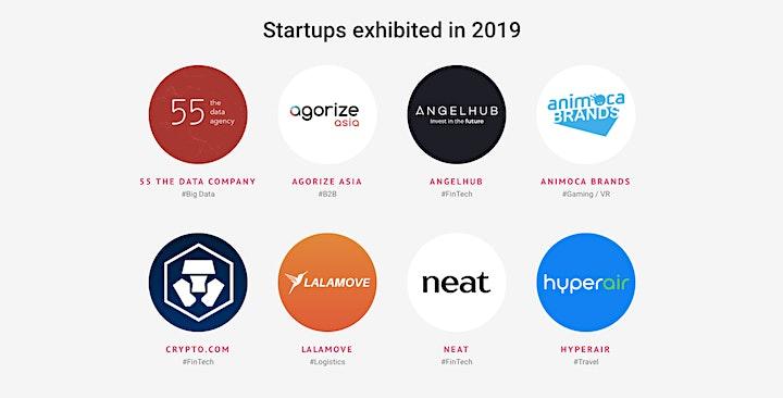 Hong Kong Tech & Startups Job Fair #13: Creating Impact image