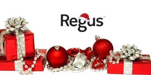 REGUS's Christmas Cheers