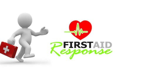 First Aid Response Refresher certified by PHECC