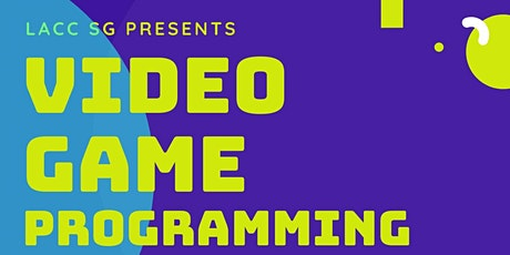 Holiday Programme - Video Game Programming for Kids aged 7-15 years old!  tickets