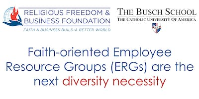 Employee Resource Group (ERG) Convention hosted by RFBF and CUA