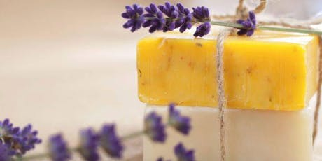 Melt and pour soap making workshop tickets