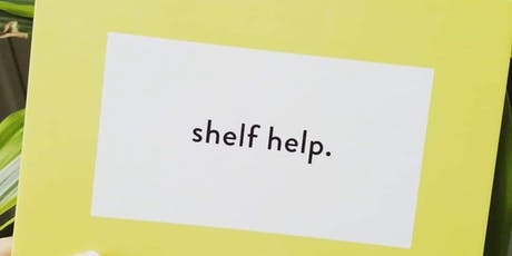 January: Shelf Help Meetup Leeds + an (optional) yoga class tickets