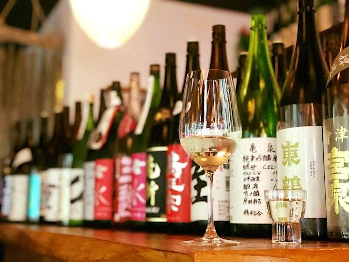 X'mas Sake Tasting and Pairing Workshop in SHUN X SAKEMARU image