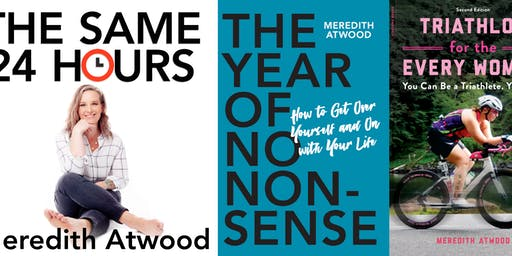Author Event with Meredith Atwood - The Year of No Nonsense