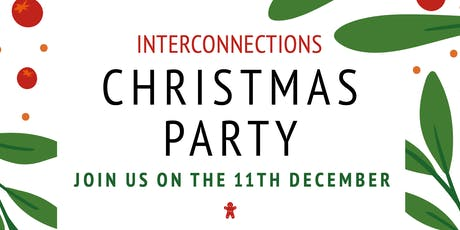 Interconnections Christmas Party tickets