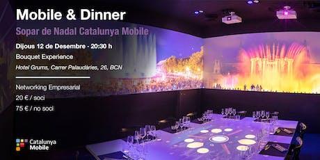 Sopar de Nadal Catalunya Mobile entradas