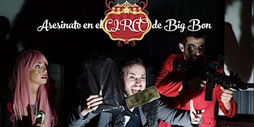 Copia de Cluedo: Asesinato en el circo de Big Bon